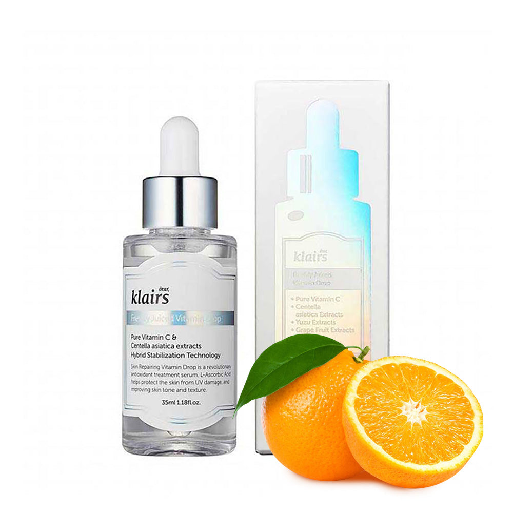 Freshly juiced vitamin C drop Serum