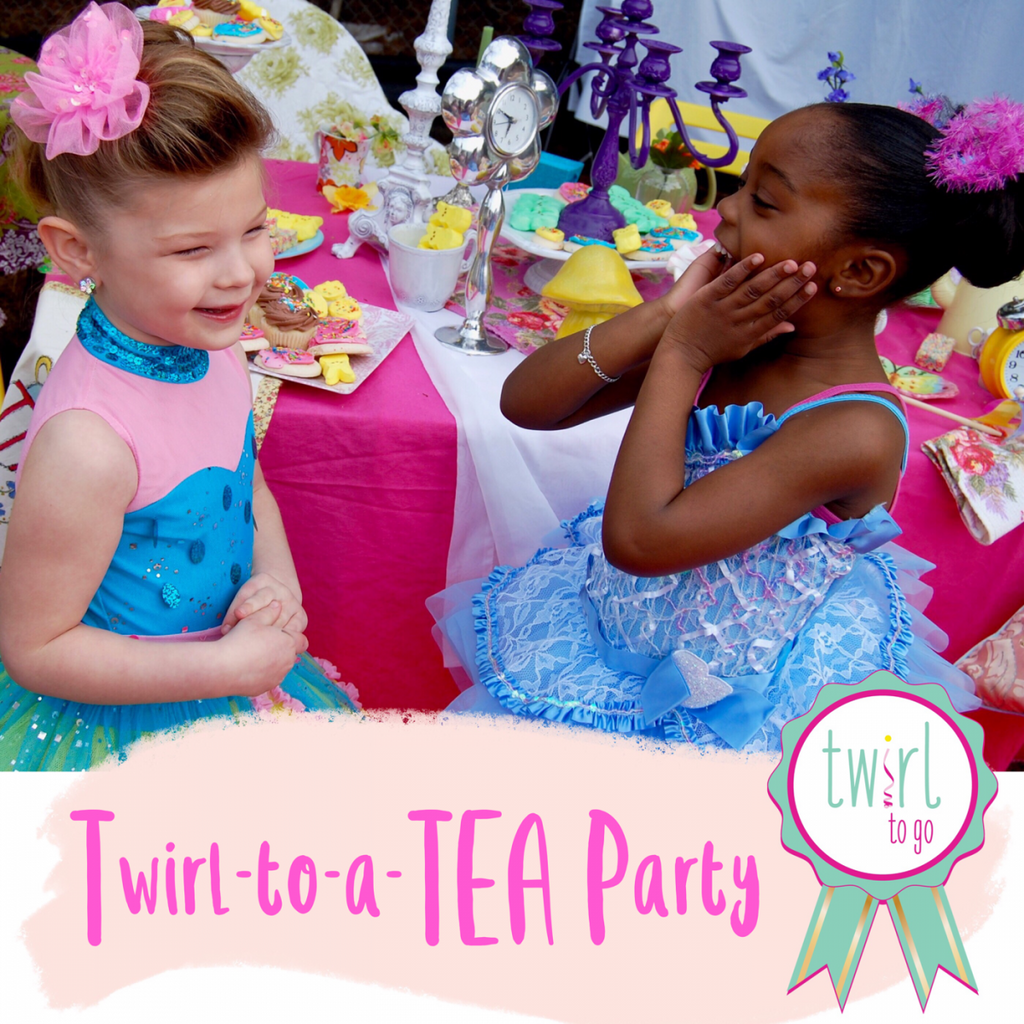 Twirl-to-a-Tea Party