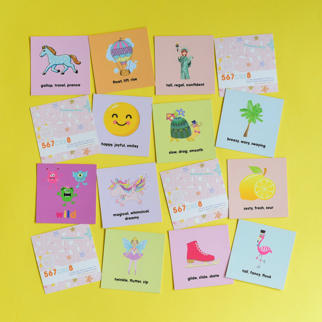 567cre8 Cards (ages 6 - 12)