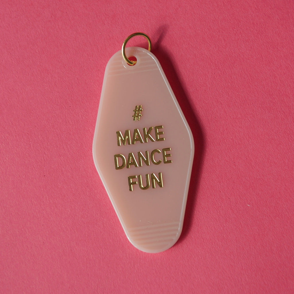Make Dance Fun Confetti FunTags
