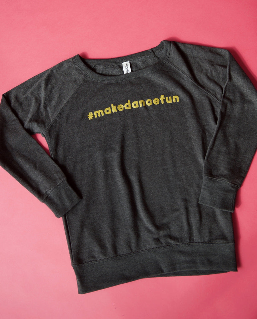Make Dance Fun Confetti FunShirt