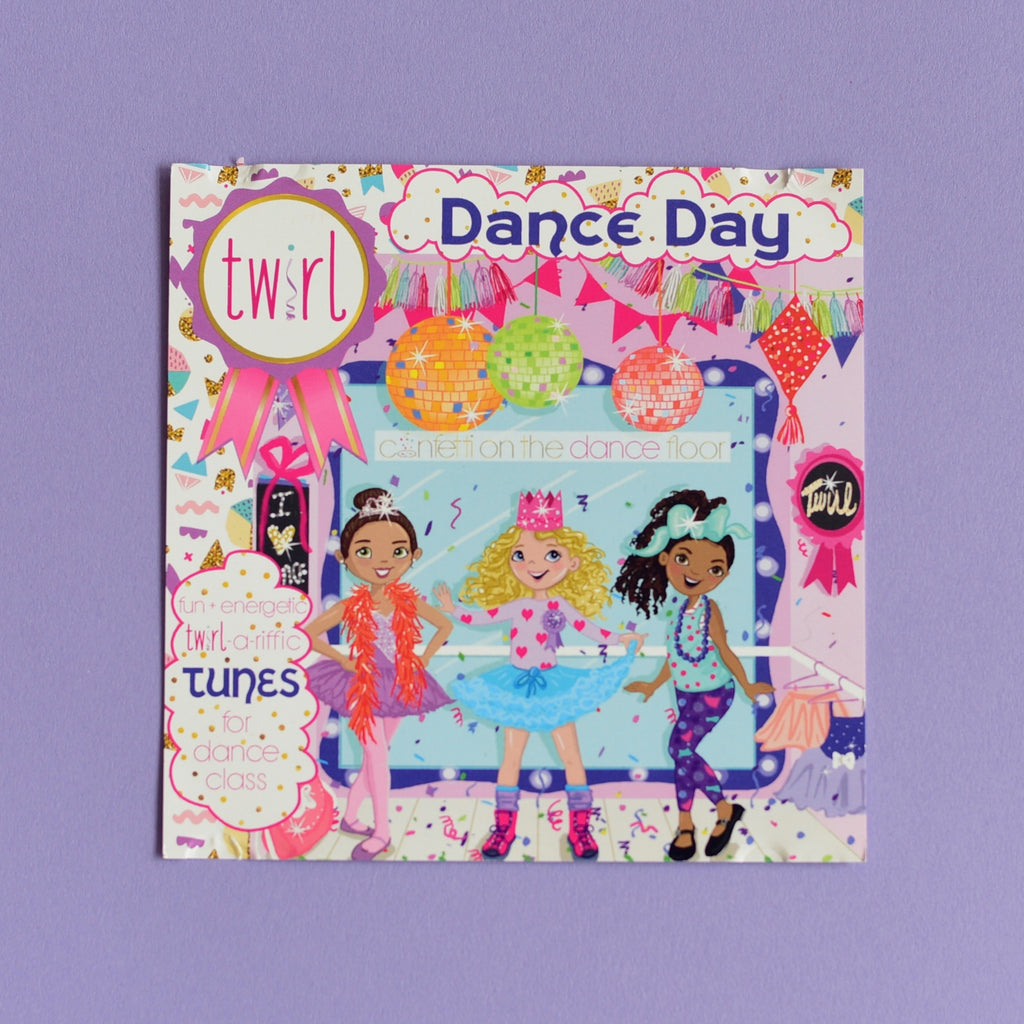 Twirl Dance Day Music - Download