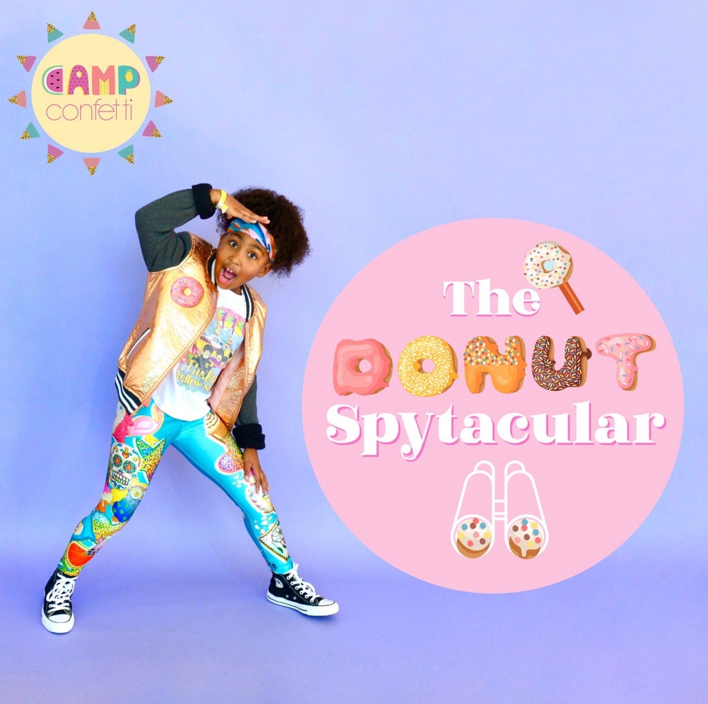 The Donut Spytacular - Download