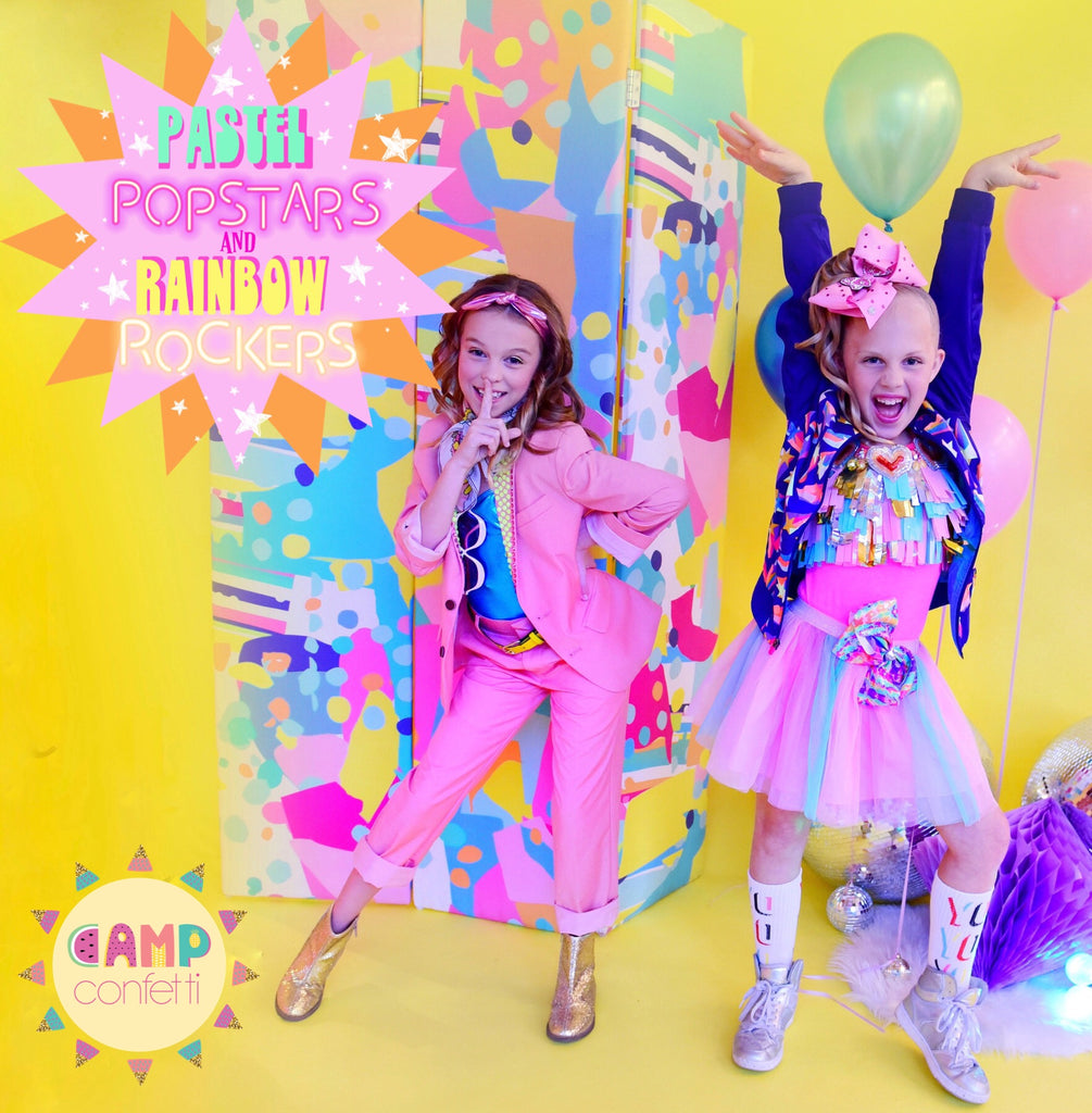 Pastel Popstars & Rainbow Rockers - Download