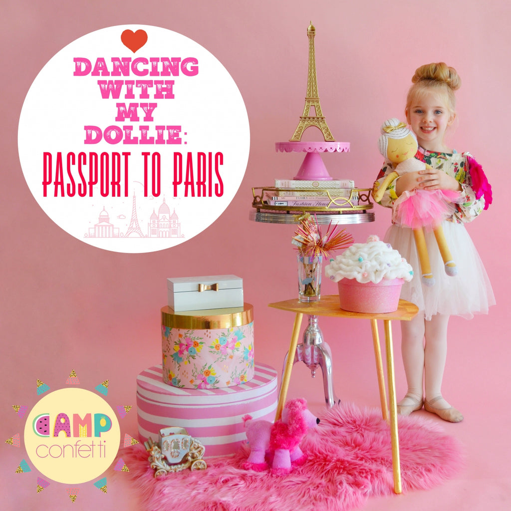 Dancing with My Dollie: Passport to Paris