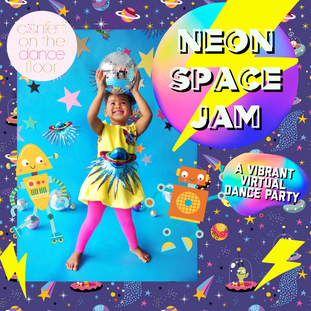 Neon Space Jam - Download
