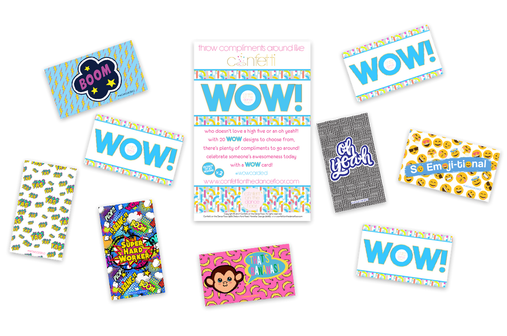 Wow Compliment Cards v2