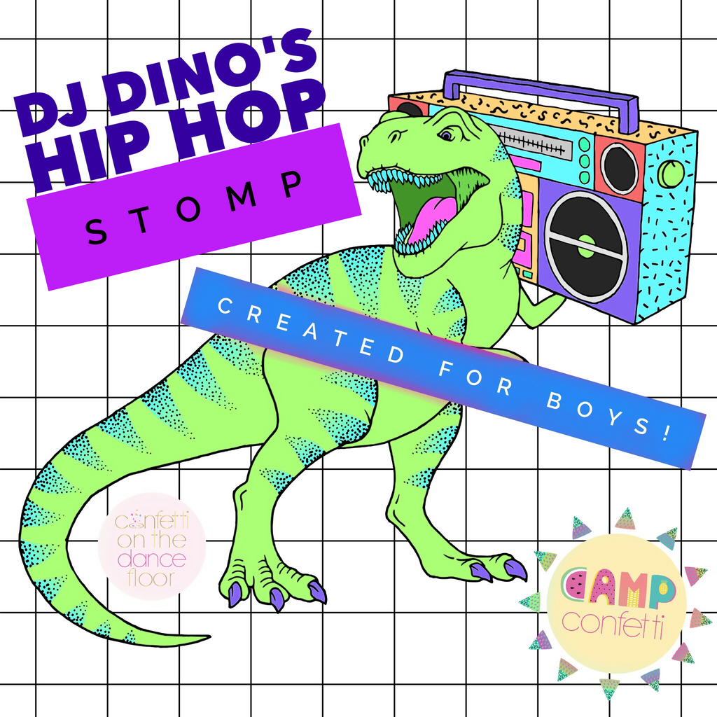DJ Dino's Hip Hop Stomp - Download