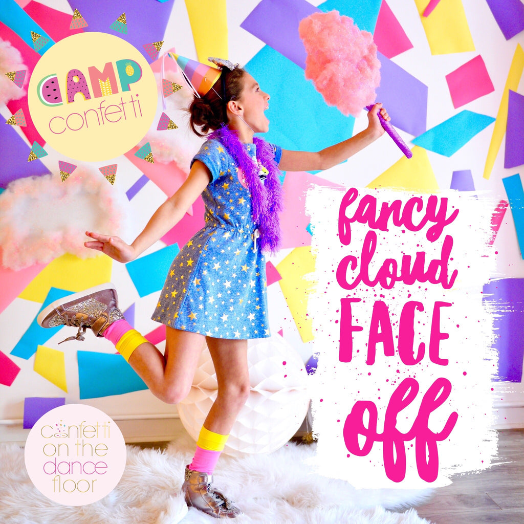 Hip Hop FancyCloud Face-Off
