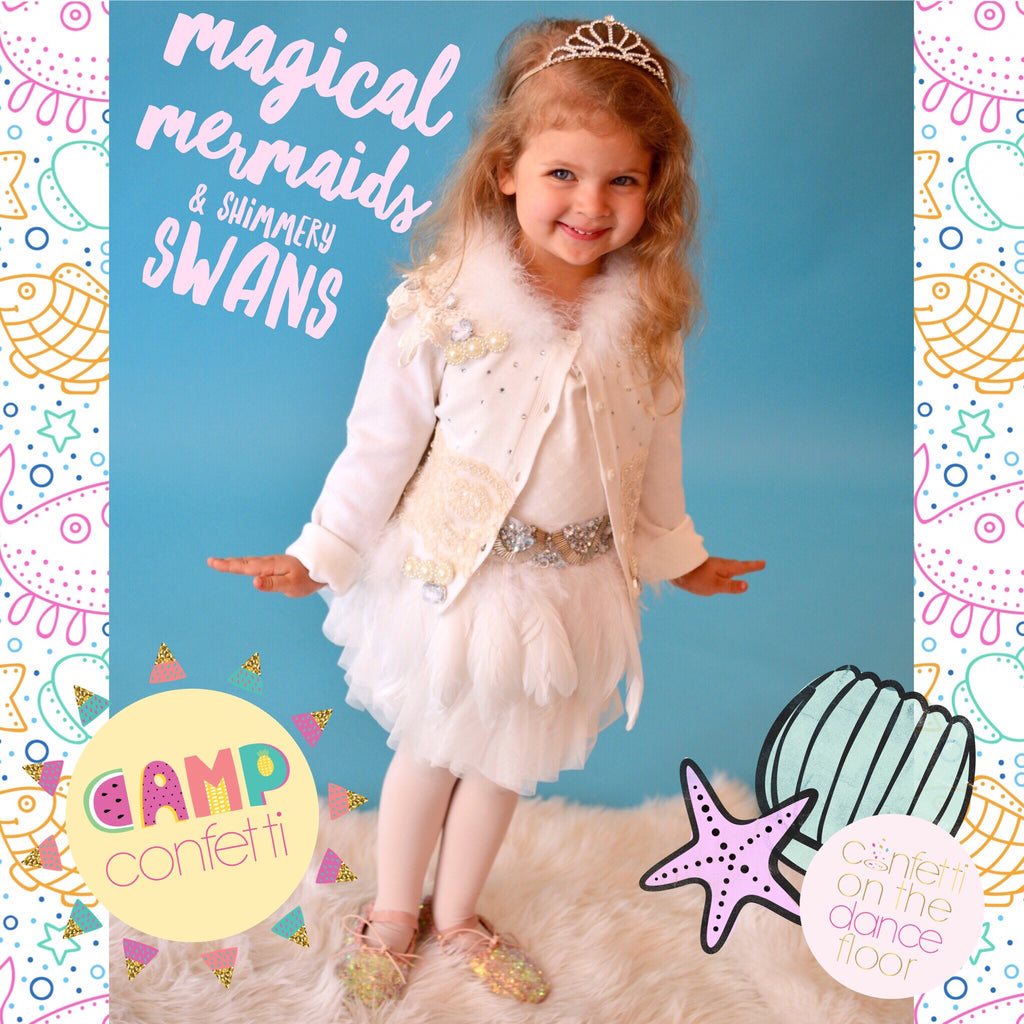 Mermagical Mermaids & Shimmery Swans - Download