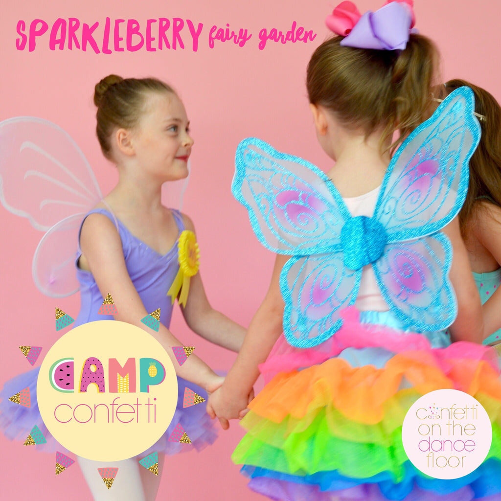 Sparkleberry Fairy Garden - Download