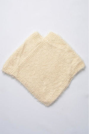 So Soft Poncho/Hat Set