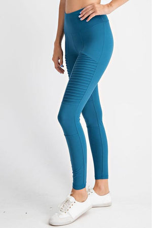 Incredible Curvy Buttery Motto Leggings