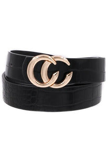 Double CC Belt
