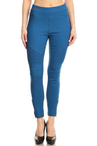 Motto Jeggings (Teal)