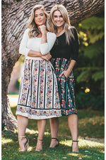 Load image into Gallery viewer, Lexie & Lou Spring Floral Dress