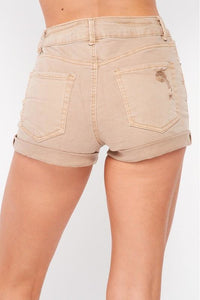 In Love Midi Shorts
