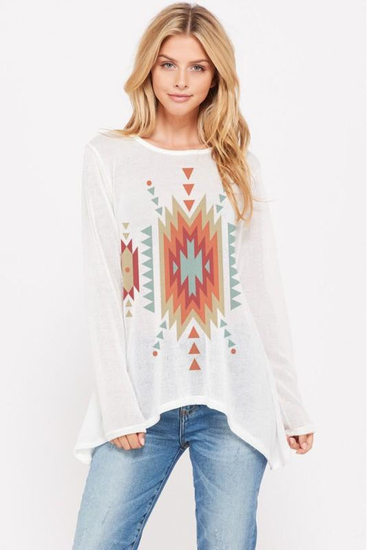 Aztec For You Top