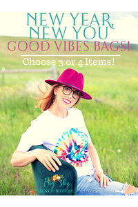 New Year, New You Good Vibes Grab Bags (January)
