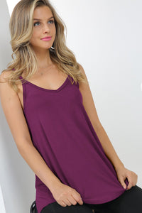 Basic Camisole Tank Top