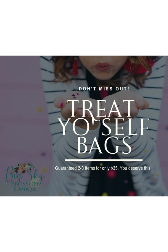 Monthly Treat Yo' Self Bags