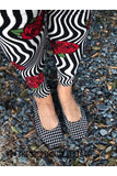 IN STOCK The Storehouse Flats-Houndstooth