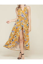 Load image into Gallery viewer, Summer Sun Maxi Romper