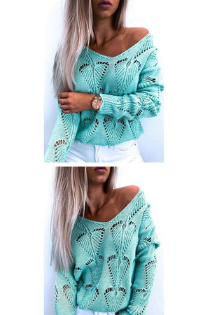 Be Bold Lightweight Sweater