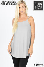 Load image into Gallery viewer, V-Neck Reversible Cami