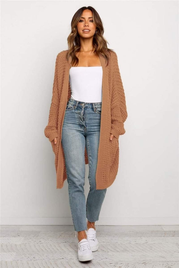 Spice Up Your Fall Cardigan