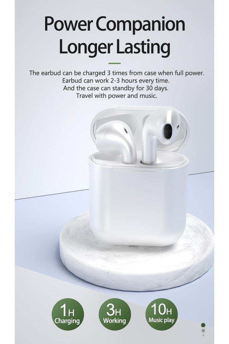 inPods 12 Bluetooth Ear Buds