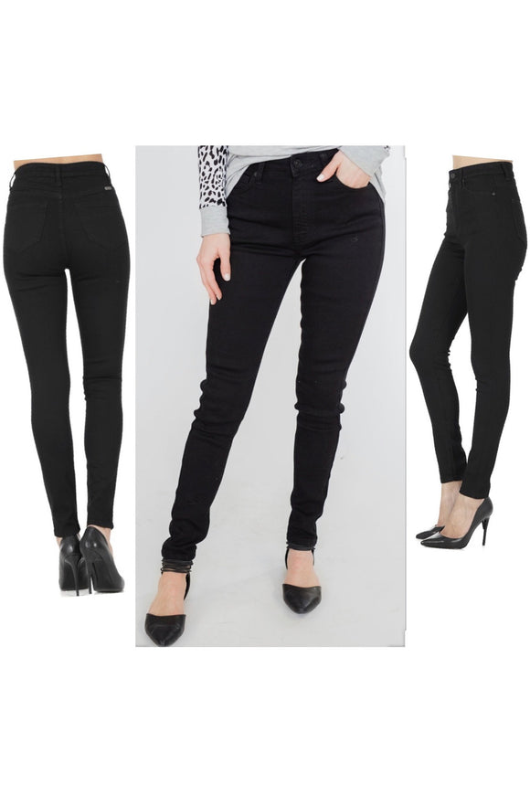 IN STOCK Kan Can Black Jeans