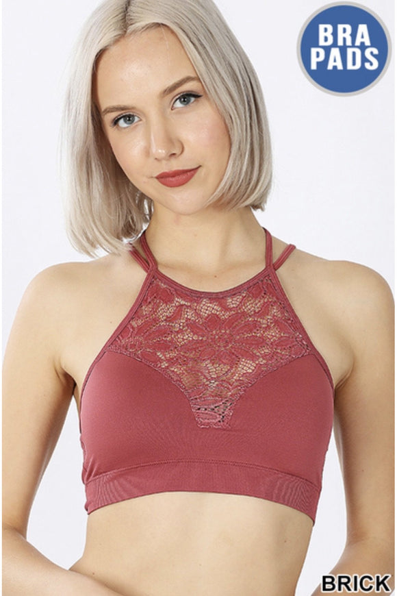 NEW COLORS Seamless Crop Top Bralettes