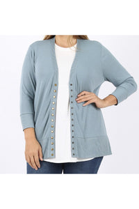 Plus Size Spring is Here! Cardigan