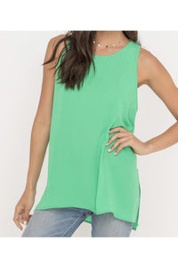 Acid Colored Tunic Tank
