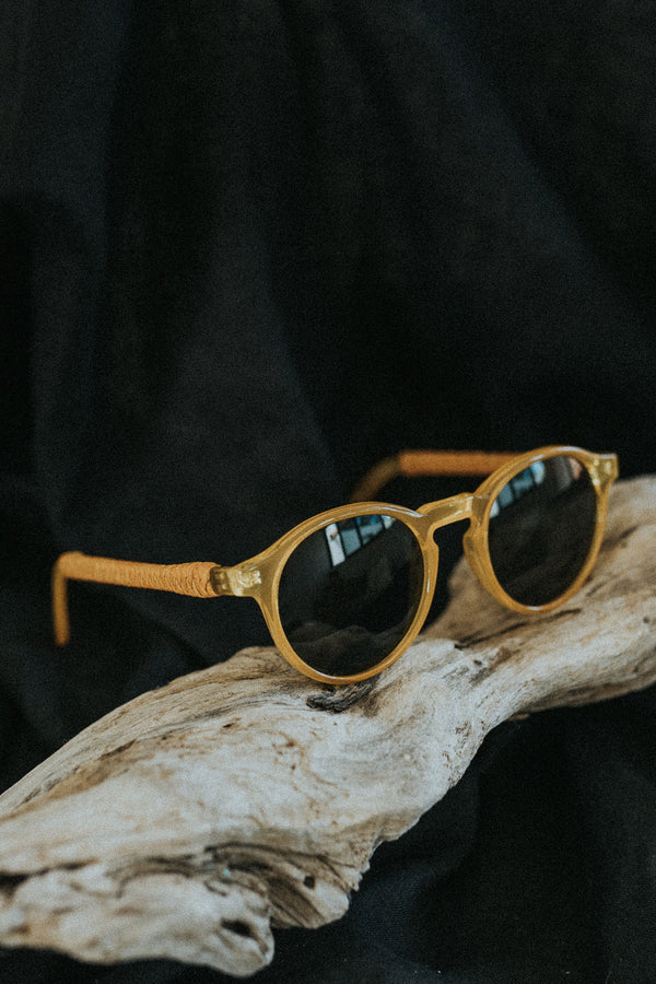 Tobacco sunglasses
