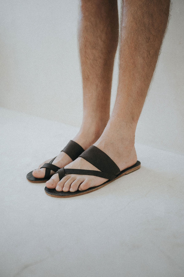Men's leather sandals - Tulum