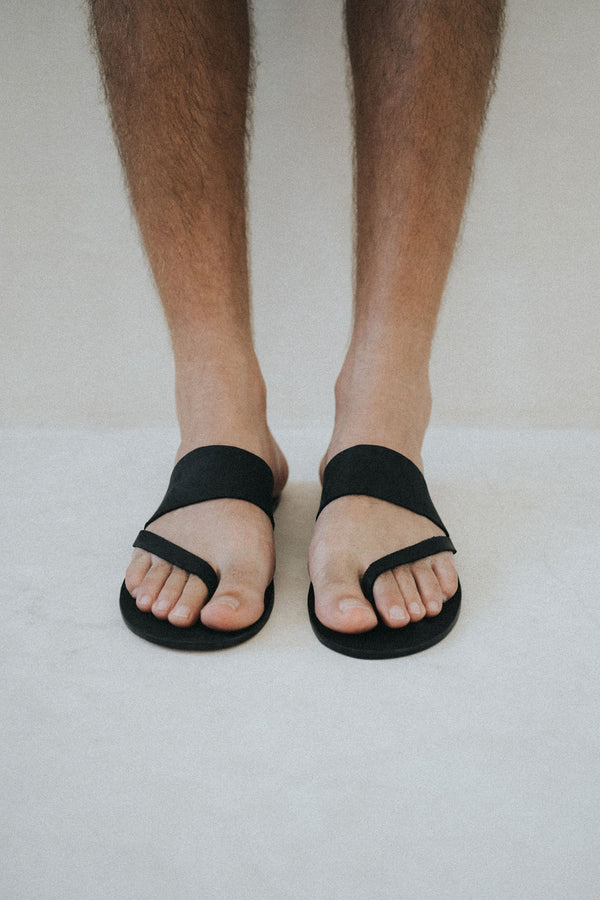 Men's leather sandals - Izamal