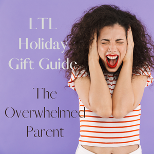 Holiday Gift Guide: The Overwhelmed Parent