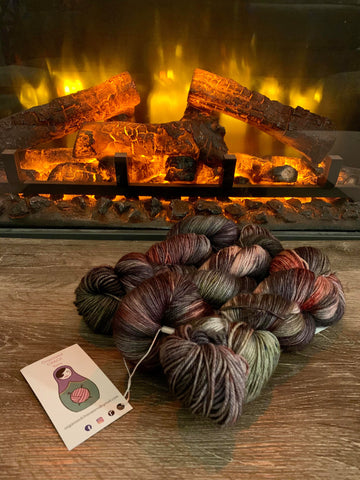 Organized Chaos yarns - Forest Witch