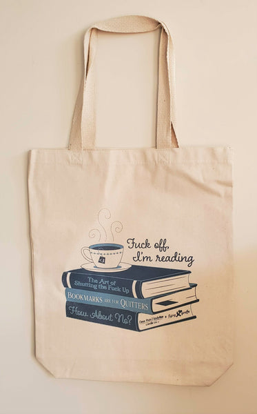 Less Than Ladylike Canvas Tote Bags