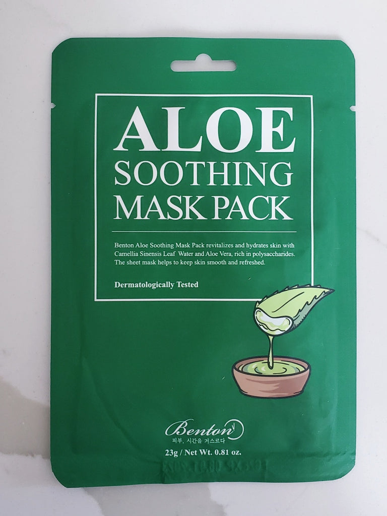 Benton Aloe Soothing Mask