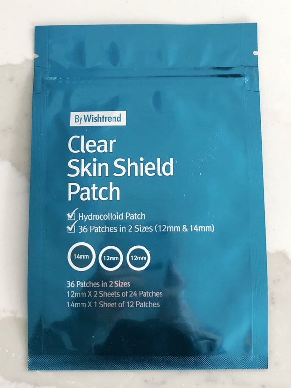 ByWishtrend | Clear Skin Shield Patch