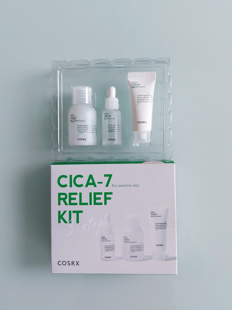 COSRX Cica Relief Kit