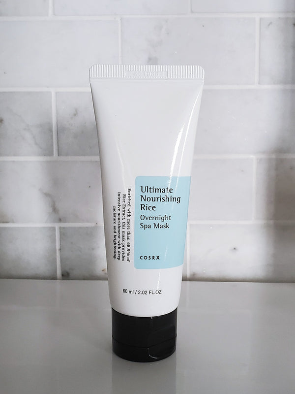 COSRX Ultimate Nourishing Rice Overnight Mask