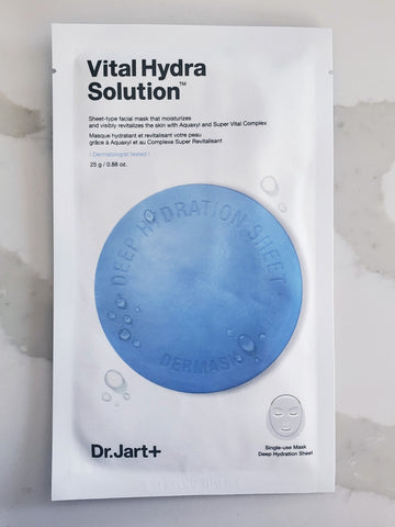 Dr Jart Dermask Water Jet Vital Hydra Solution Mask