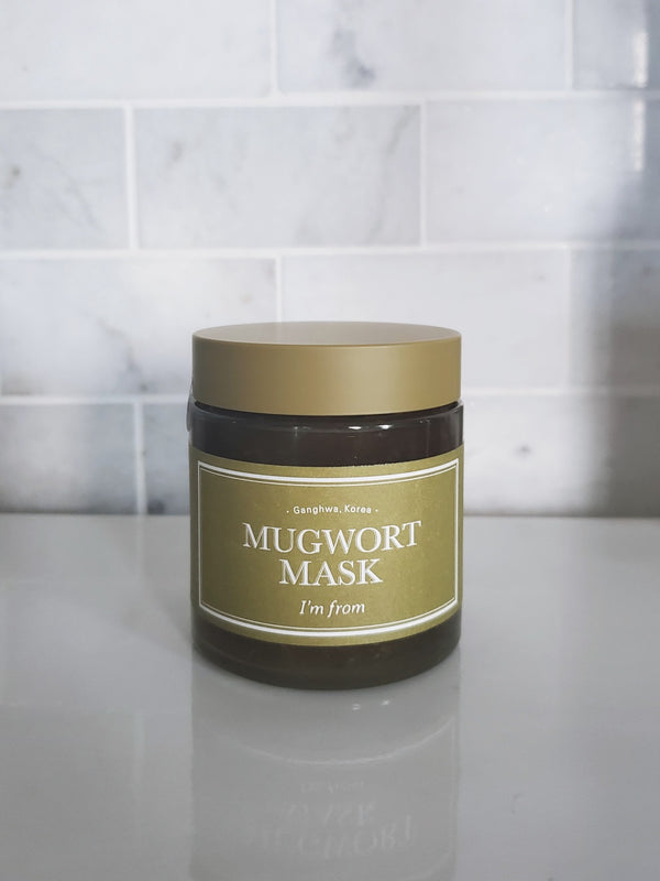 I'm From Mugwort Mask bambeau
