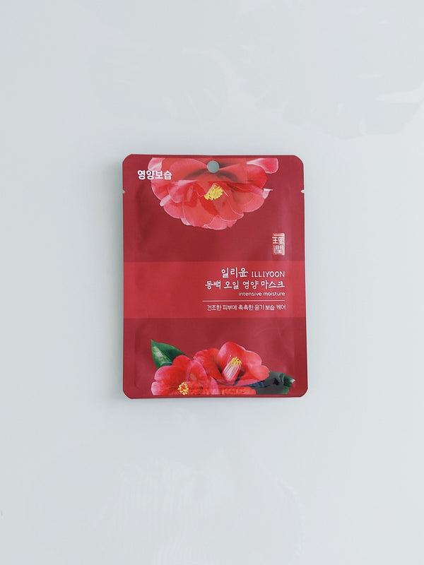 Illiyoon Camellia Oil Intensive Moisture Mask