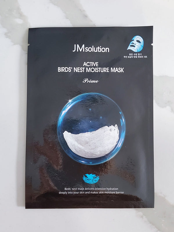 JMsolution | Active Bird's Nest Moisture Mask