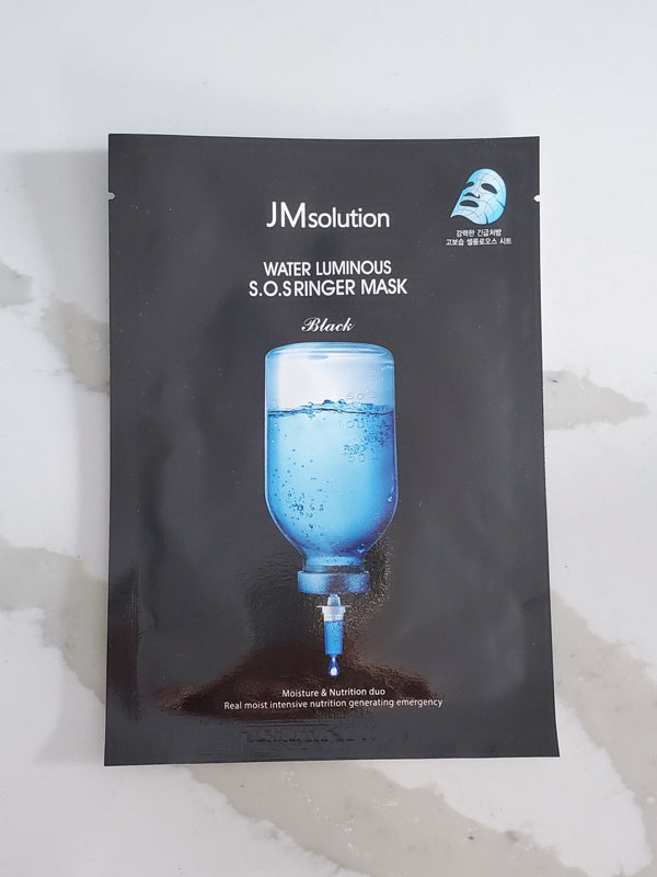 JMsolution Water Luminous SOS Ringer Mask